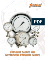 Pressure Gauge Catalogue