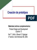 Creación de Prototipos