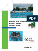 Joint Pool Survey
