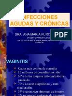 Infecciones Agudas y Cr.