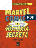 Marvel Comics - A Historia Secr - Sean Howe