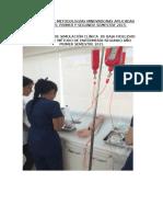 EVIDENCIAS DE METODOLOGÍAS INNOVADORAS APLICADAS DURANTE EL PRIMER Y SEGUNDO SEMESTRE 2015