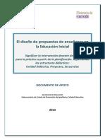 Planificacion Inicial- Sec-unid y Proy