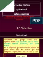 CLASE_5_Actividad Optica, Estereoquimica, Quiralidad (1)