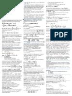Csc349a Cribsheet Rev3.0
