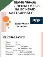 Presentasi Gastropati-nsaid Fix