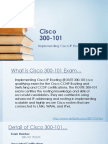 Pass4sure 300-101 Exam