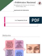 Terapéutica Ocular caso clínico