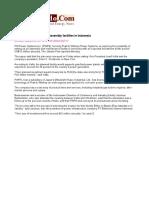 Berita PW-EPU-Petromindo 28 September 2015