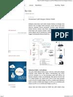 Persamaan LAN Dengan Sistem PABX
