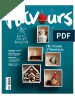 Flavours Magazine- Dec