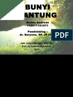 Referat Bunyi Jantung (DM Stefen)