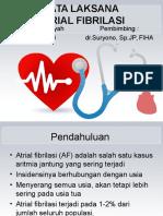Referat Tatalaksana Atrial Fibrilasi (DM Hilwa)
