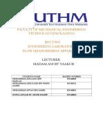 Cover Dpn Lab - Flow Measurement