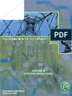 2013 TDP Consultation Draft_VolIII-System Operations