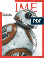 Time Magazine - December 14 2015
