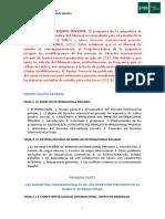 PROGRAMA DInternacionalPrivado GRADO 2015-16