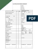 PAB - Check List Pre Dan Post OP