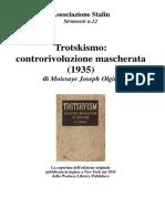 M. J. Olgin - Trotskismo