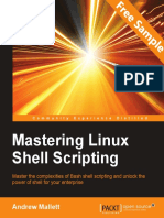 Mastering Linux Shell Scripting - Sample Chapter