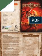 Dungeon Siege II - Manual - PC