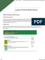 Panduan Open Journal System