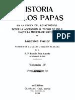 PASTOR-Historia de los Papas 04