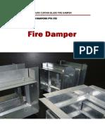 Fire Damper -FD