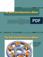 The Switched Reluctance Motor