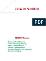 Unit2_MOS Scaling and Packaging