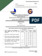 Spm Trial 2015 Chemistry p2 Perlis