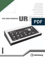 UR28M Operation Manual