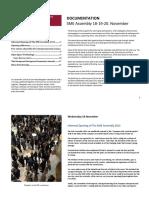 SME Assembly 2015 Documentation