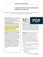 A New Standardized Clinical Grade Protocol for Banking Human Umbilical Cord Tissue Cells