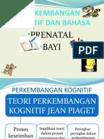 an Kognitif Dan Bahasa