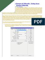 Cara Membuat Hotspot di Mikrotik Hospot.pdf