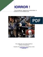 Film d'horreur/Horror Film