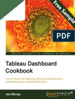Tableau Dashboard Cookbook - Sample Chapter