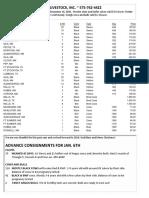CLA Cattle Market Report December 16, 2015
