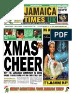 Jamaica Times UK Newspaper December 2015