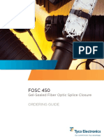 FOSC 450 Ordering Guide