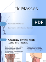 11- Part1.Neck Masses