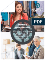 NAWBO Sponsorship Packet for NAWBO-GR Members