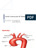 Aortic Aneurysm & Dissection