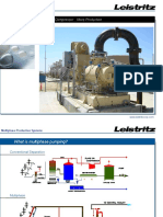 Leistritz Multiphase Pumping System