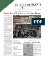 L ´OSSERVATORE ROMANO - 18-25 Diciembre 2015.pdf