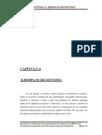 CAPÍTULO 4. EJEMPLOS DE ESTUDIO