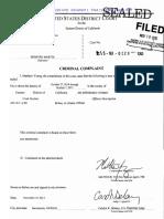 Plângerea Penală impotriva lui Dumitru Martin