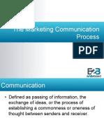 Marketing Communication Process