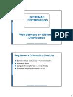 Web Services en Sistemas Distribuidos